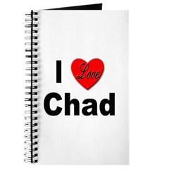 I Love Chad Journal