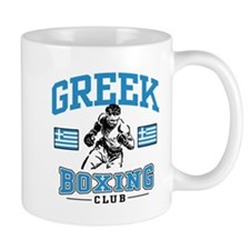 Greek Boxing Mug