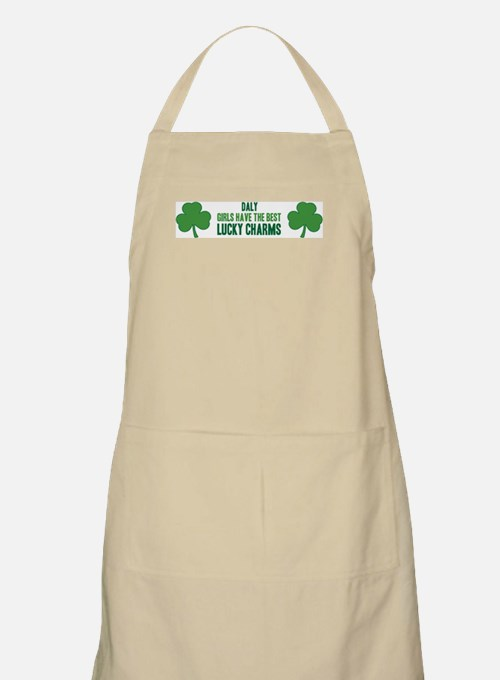 Daly lucky charms BBQ Apron