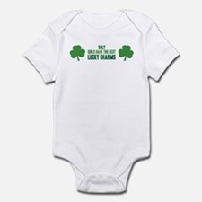 Daly lucky charms Infant Bodysuit