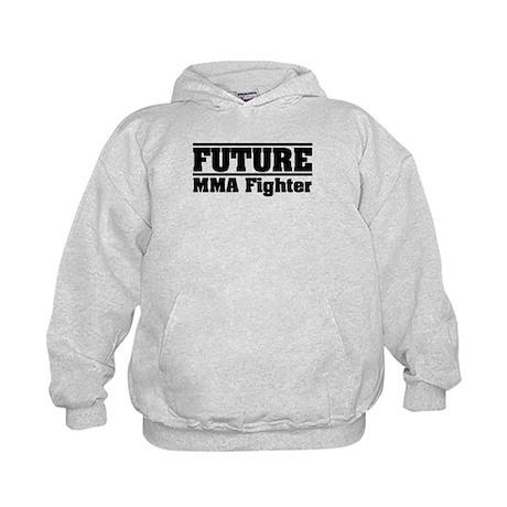 Future MMA Fighter Kids Hoodie