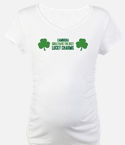 Cambodia lucky charms Shirt