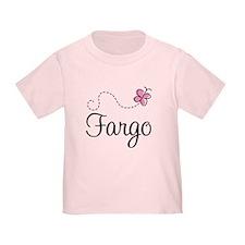 Pretty Fargo North Dakota T
