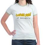 Confused Parent Jr. Ringer T-Shirt