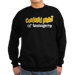 Confused Parent Sweatshirt (dark)