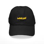 Confused Parent Black Cap