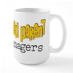 Confused Parent Large Mug