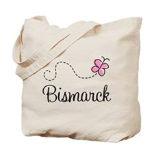 Pretty Bismarck Tote Bag