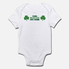 Colombia lucky charms Infant Bodysuit