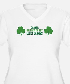 Colombia lucky charms T-Shirt
