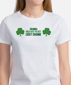 Colombia lucky charms Tee