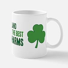 Cleveland lucky charms Mug