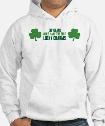Cleveland lucky charms Hoodie