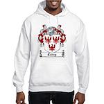 Curcy Coat of Arms Hooded Sweatshirt