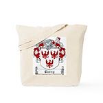 Curcy Coat of Arms Tote Bag
