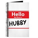 Hello My Name is Hubby Journal