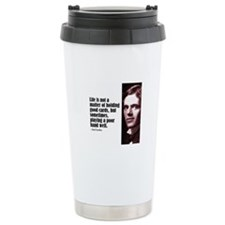"London ""Good Cards"" Travel Mug"
