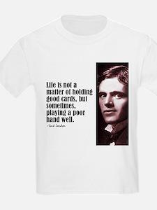 "London ""Good Cards"" T-Shirt"