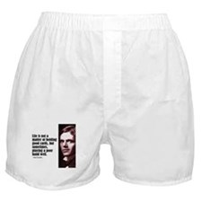 "London ""Good Cards"" Boxer Shorts"