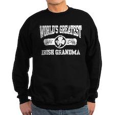 World's Greatest Irish Grandma Sweatshirt