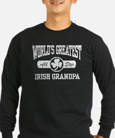 World's Greatest Irish Grandpa T