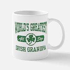 World's Greatest Irish Grandpa Mug
