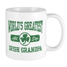 World's Greatest Irish Grandpa Mug