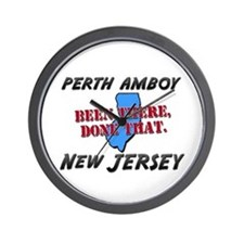 perth amboy new jersey - been there, done that Wal