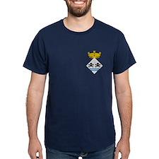 Cute Skull emblem T-Shirt