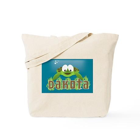 Adorable Dakota SeaTurtle Tote Bag