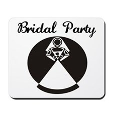 Bridal Party Mousepad