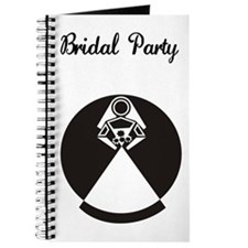 Bridal Party Journal