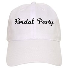 Bridal Party Baseball Cap