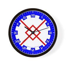 Innilgard populace Wall Clock