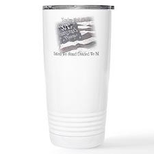 United We Stand Travel Mug