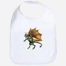 Green Dragon Bib