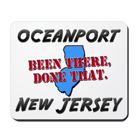 oceanport new jersey - been there, done that Mouse