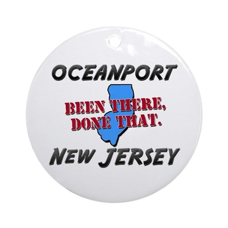 oceanport new jersey - been there, done that Ornam