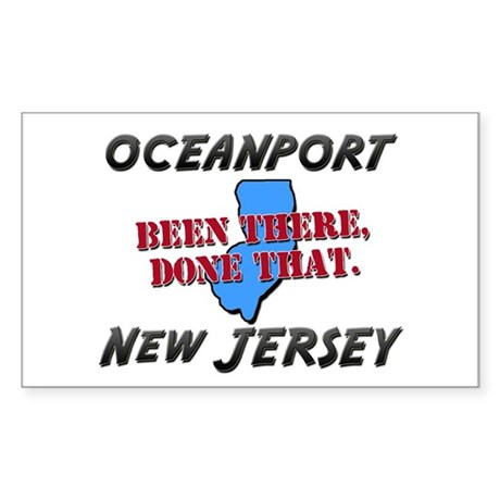 oceanport new jersey - been there, done that Stick