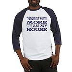 Shirt > House Baseball Jersey