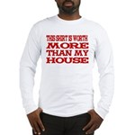 Shirt > House Long Sleeve T-Shirt