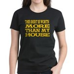 Shirt > House Women's Dark T-Shirt