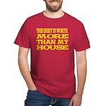 Shirt > House Red/Gold T-Shirt