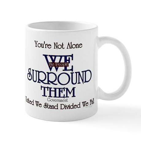 You're Not Alone Mug