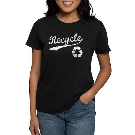 Recycle 09 Women's Dark T-Shirt