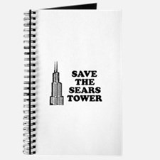 Save The Sears Tower Journal