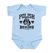 Polish Boxing Infant Bodysuit