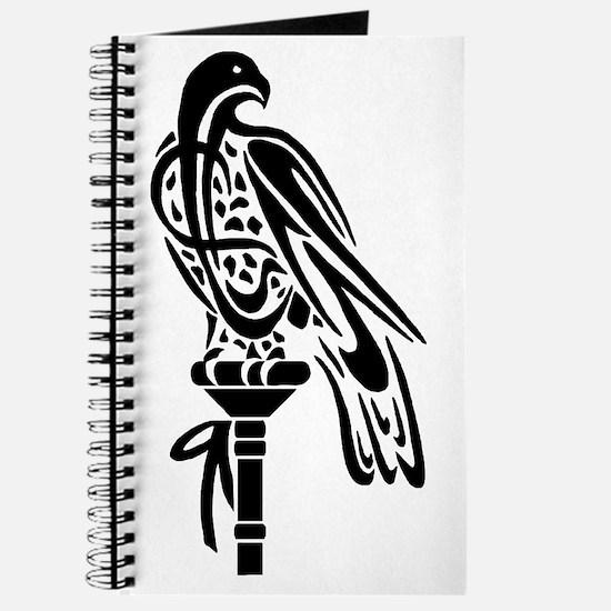Falcon on Block Journal