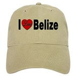 I Love Belize Cap