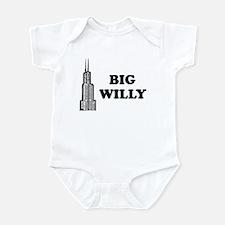 Big Willy Infant Bodysuit